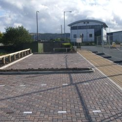 Darlington Commercial Block Paving