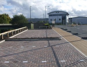 Portrack Commercial Block Paving
