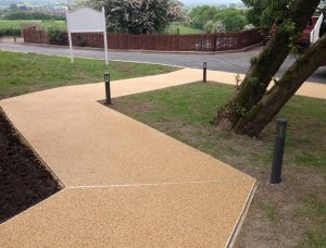 Catterick Resin Bound
