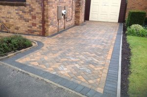 Block Paving Driveways company in Portrack