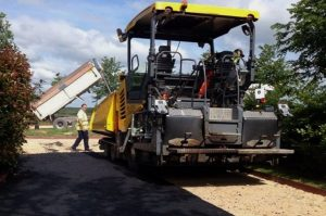 Newcastle Tarmac Driveways company