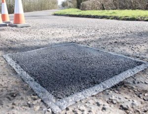 Pothole Repairs in Stockton