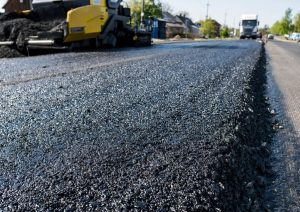 tarmac surfacing in Whitburn