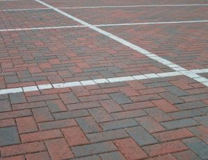 Commercial Portrack Block Paving