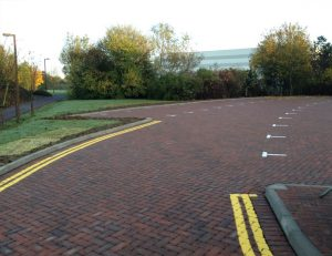 Commercial Block Paving Portrack