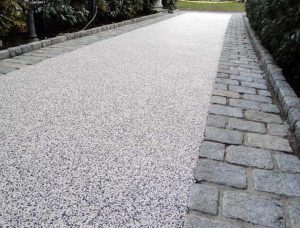 Middleton St George Resin Surfacing