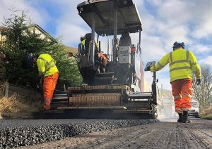 Bishop Auckland tarmac surfacing contractors