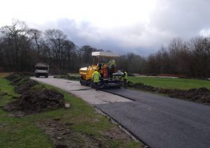 Cockerton tarmac surfacing company