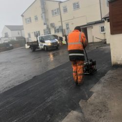 Laying Tarmac in Darlington